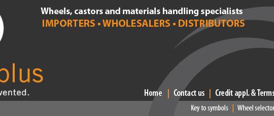Wheelsplus Castors Wheels Tyres Materials Handling Welding